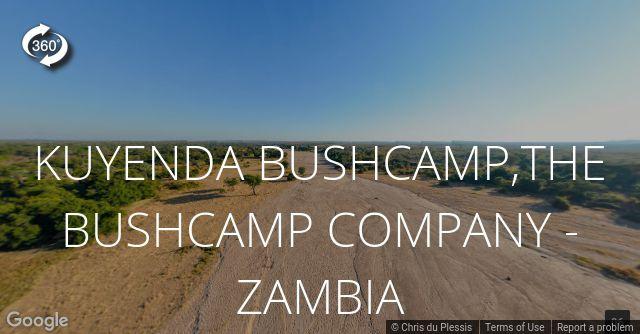 Kuyenda Bushcamp 360 view