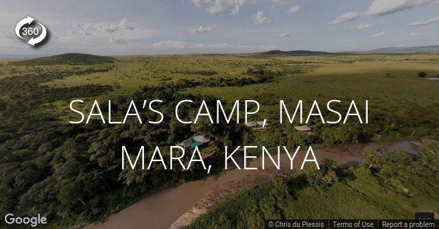 Sala's Camp 360 View